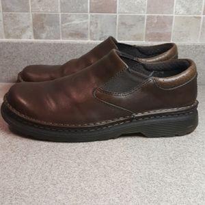 Dr martens orson slip on shoes.  Size 10